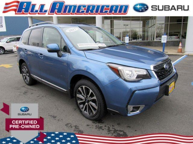 2017 Subaru Forester Blue