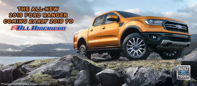 ford ranger 2019 release date all american ford in old bridge blog. Black Bedroom Furniture Sets. Home Design Ideas