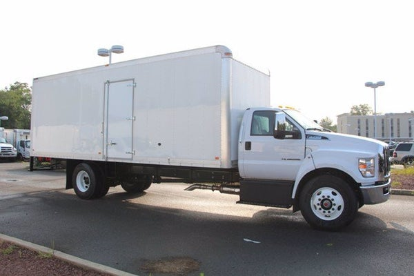 2019 Ford Dry Freight Box Truck F750 24 Ft Durabox Pro Body In Old Bridge Nj New York Ford Dry Freight Box Truck F750 All American Ford In Old Bridge