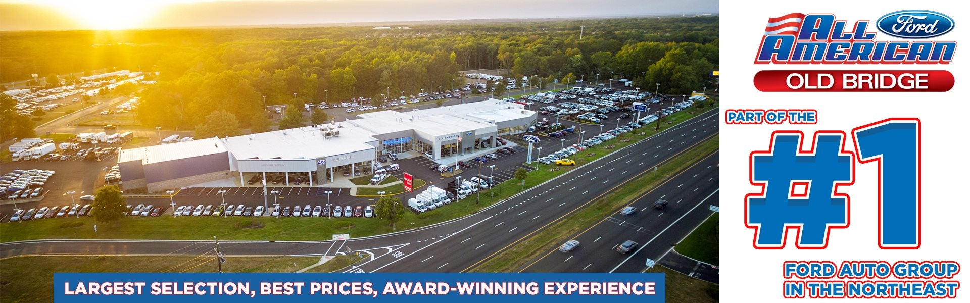 Ford Dealers Nj >> All American Ford In Old Bridge Old Bridge Township Nj