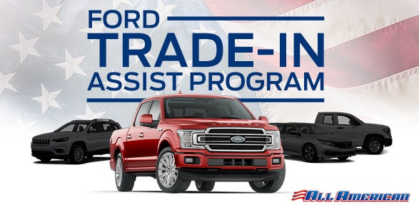 Ford Trade In Assist Bonus Trade In My Vehicle Near Freehold Nj